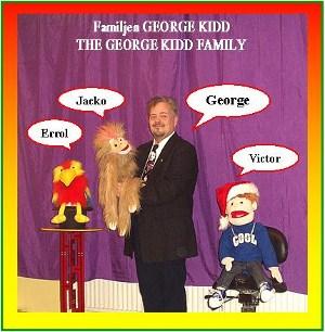 George Kidd's Familj