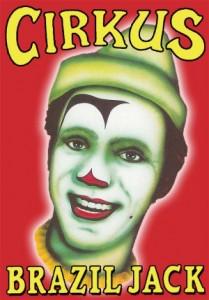 CirkusBrazilJackLogotypeClown
