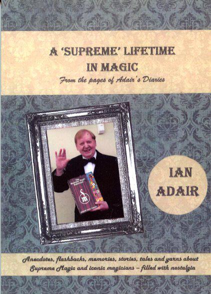Ian Adairs bok