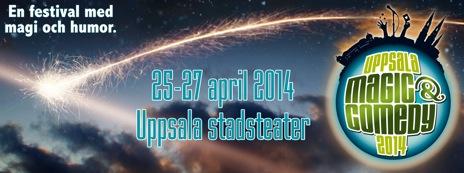 Facebook Uppsala Magic & Comedy topp