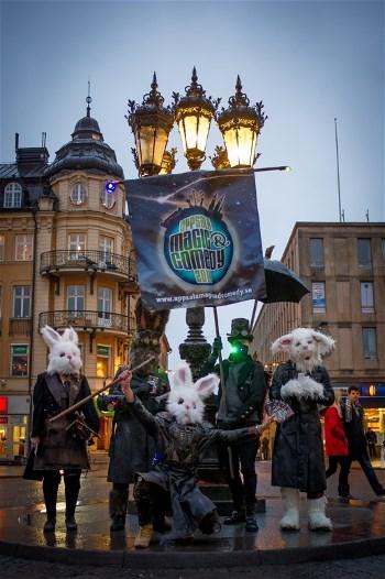 Uppsala kaniner