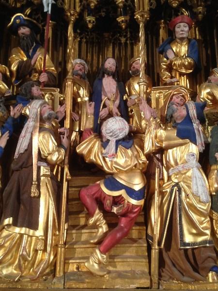 Gycklaren i By kyrka
