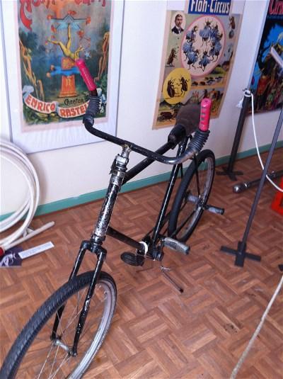 Joe Jacksons cykel