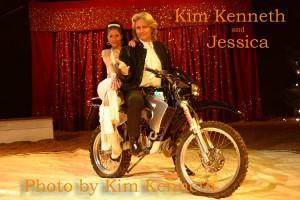 Kim and Jessica