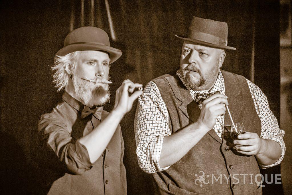 John-Henry och Martin
