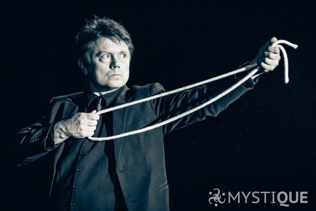 Tom Stone trollar med rep
