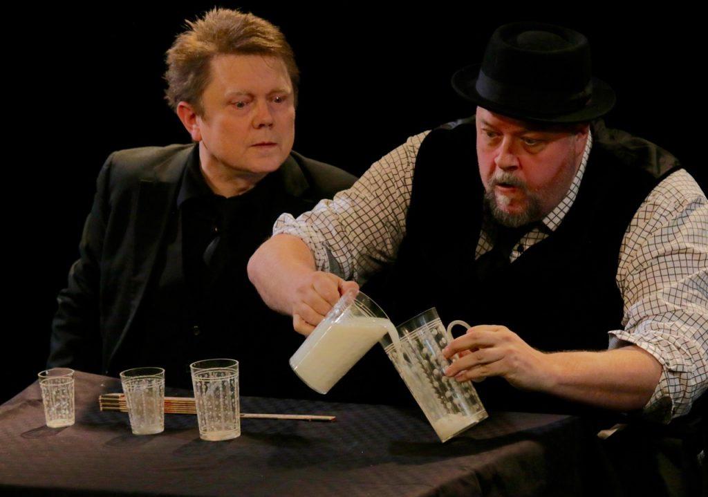 Tom Stone och Martin